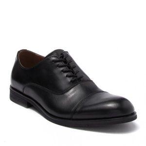 Frye Scott Cap Toe Leather Derby Mens size 10 m